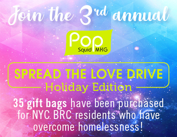 """Featured image for """"3rd Annual Pop Squid MKG 'Spread The Love' Drive: HOLIDAY EDITION 2020"""""""